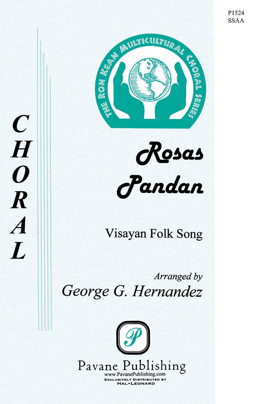Product Cover for Rosas Pandan