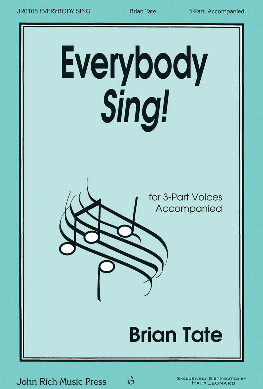 Product Cover for Everybody Sing!