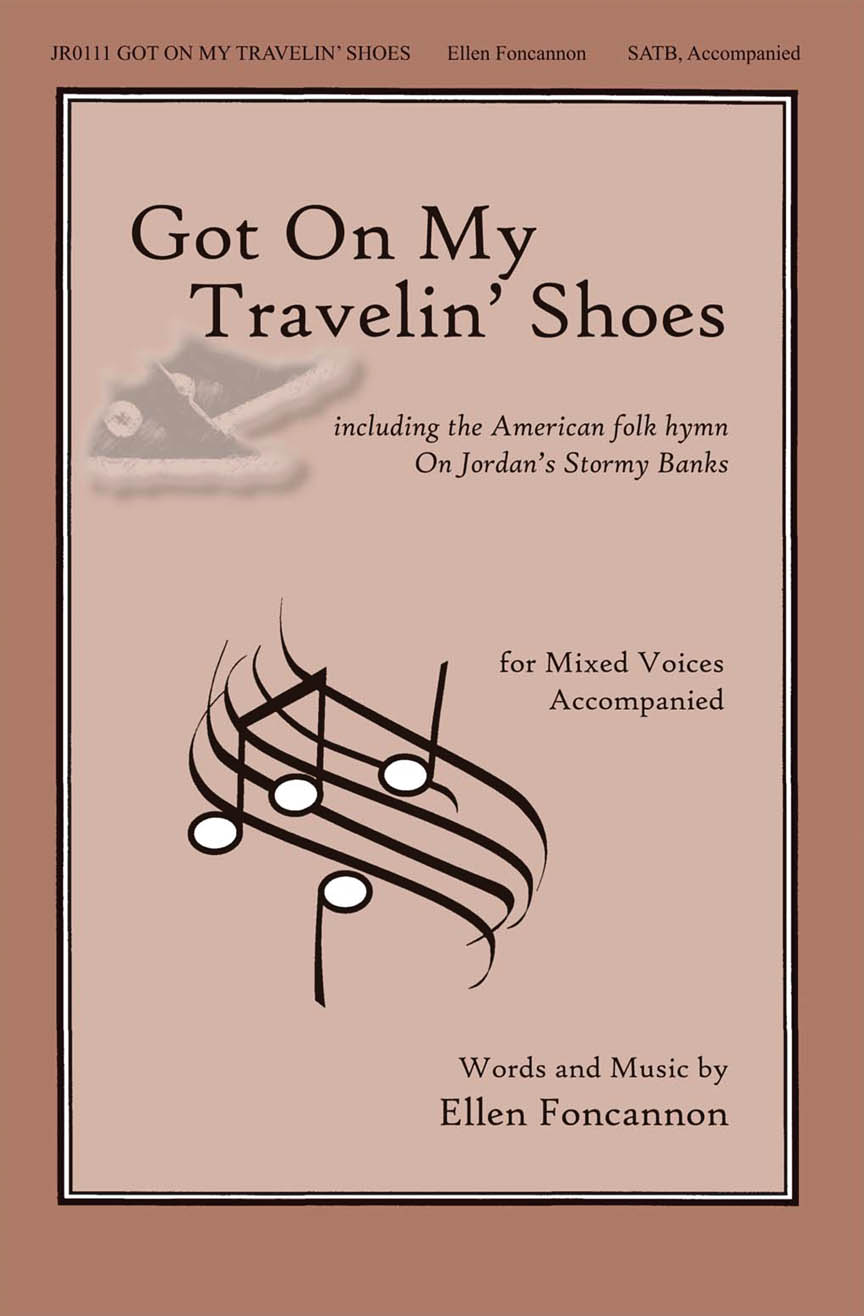Product Cover for Got on My Travelin' Shoes