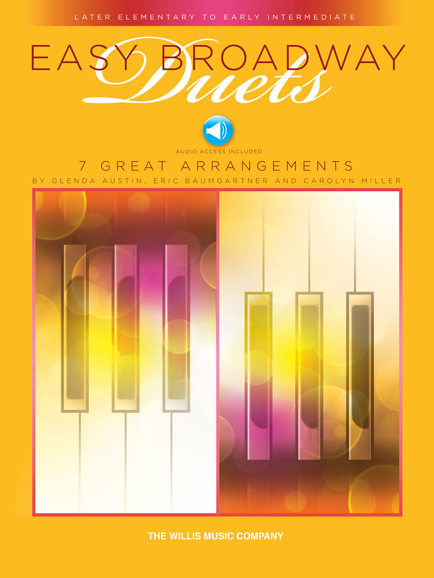 Product Cover for Easy Broadway Duets