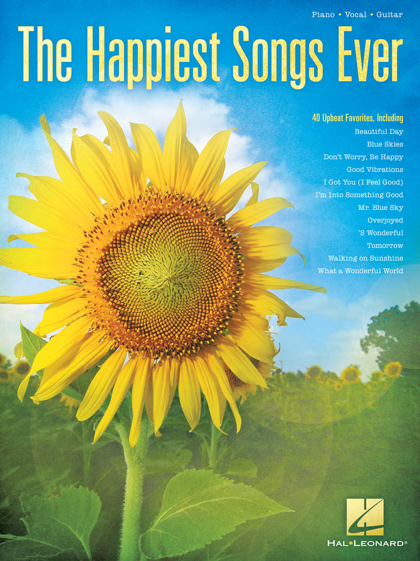Product Cover for The Happiest Songs Ever