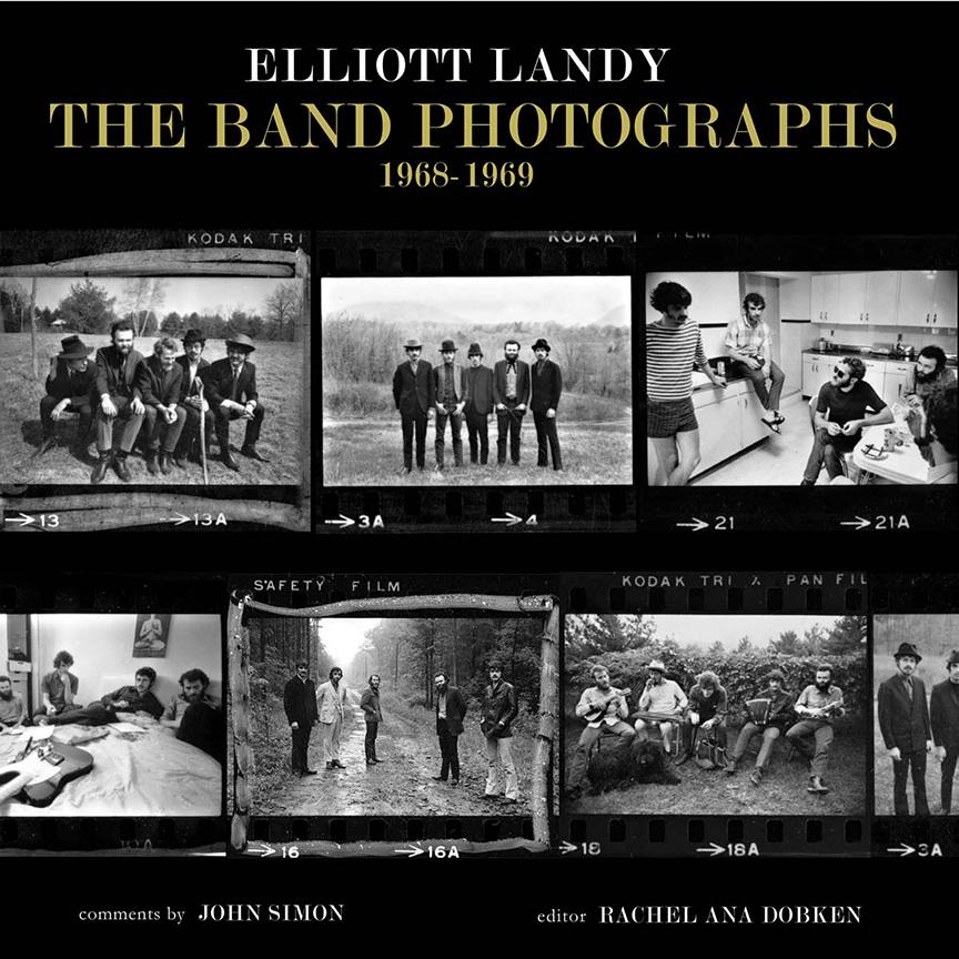 The Band Photographs: 1968-1969