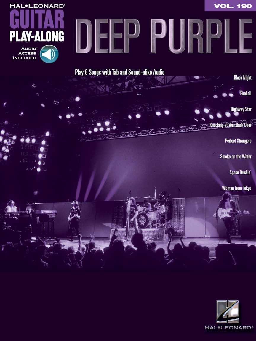 Product Cover for Deep Purple