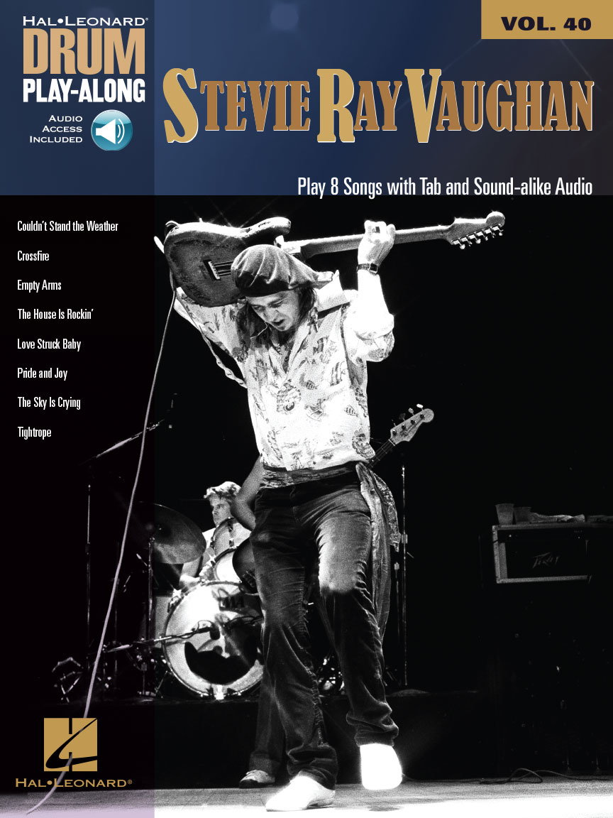 Product Cover for Stevie Ray Vaughan