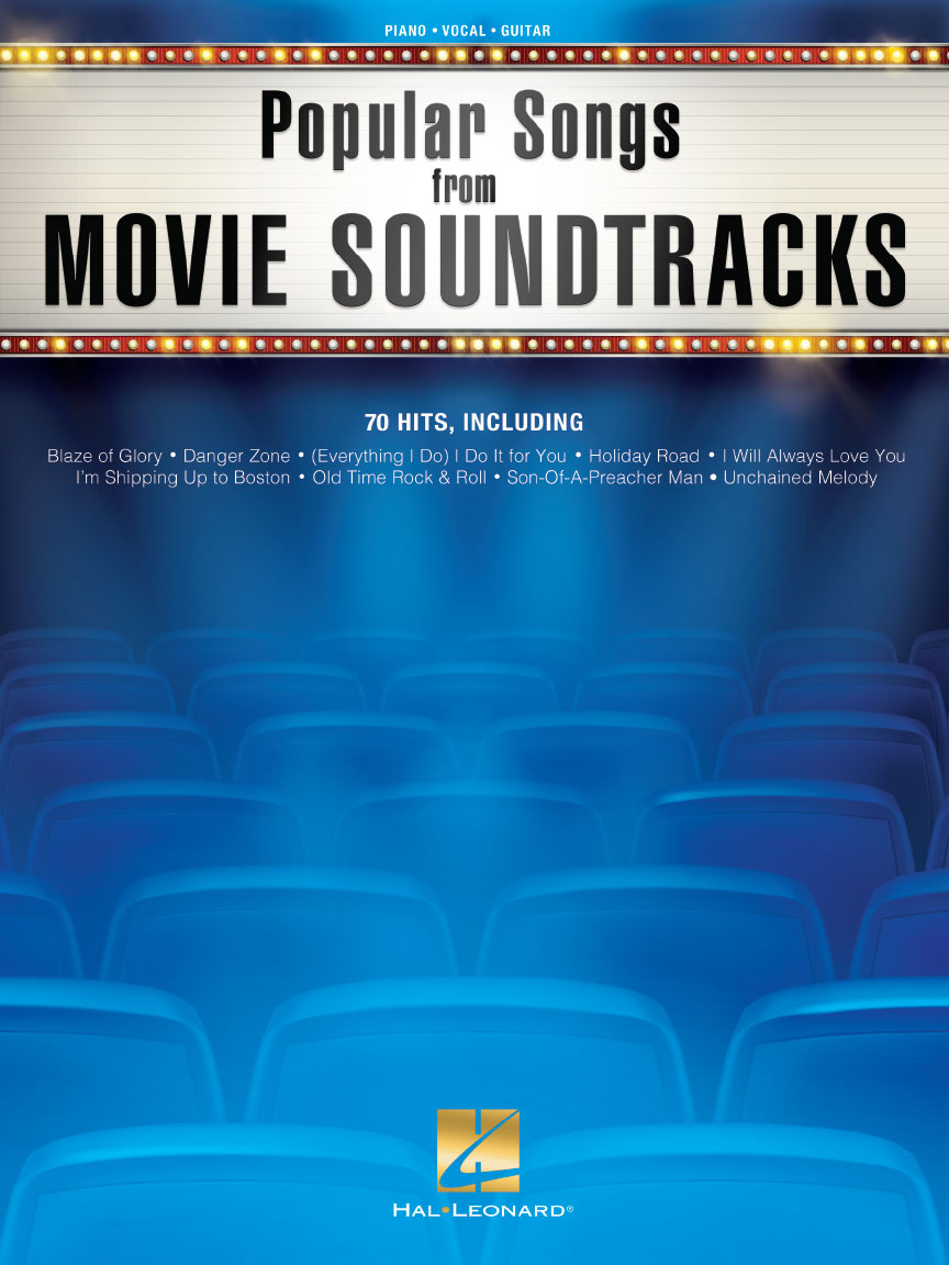 Product Cover for Popular Songs from Movie Soundtracks