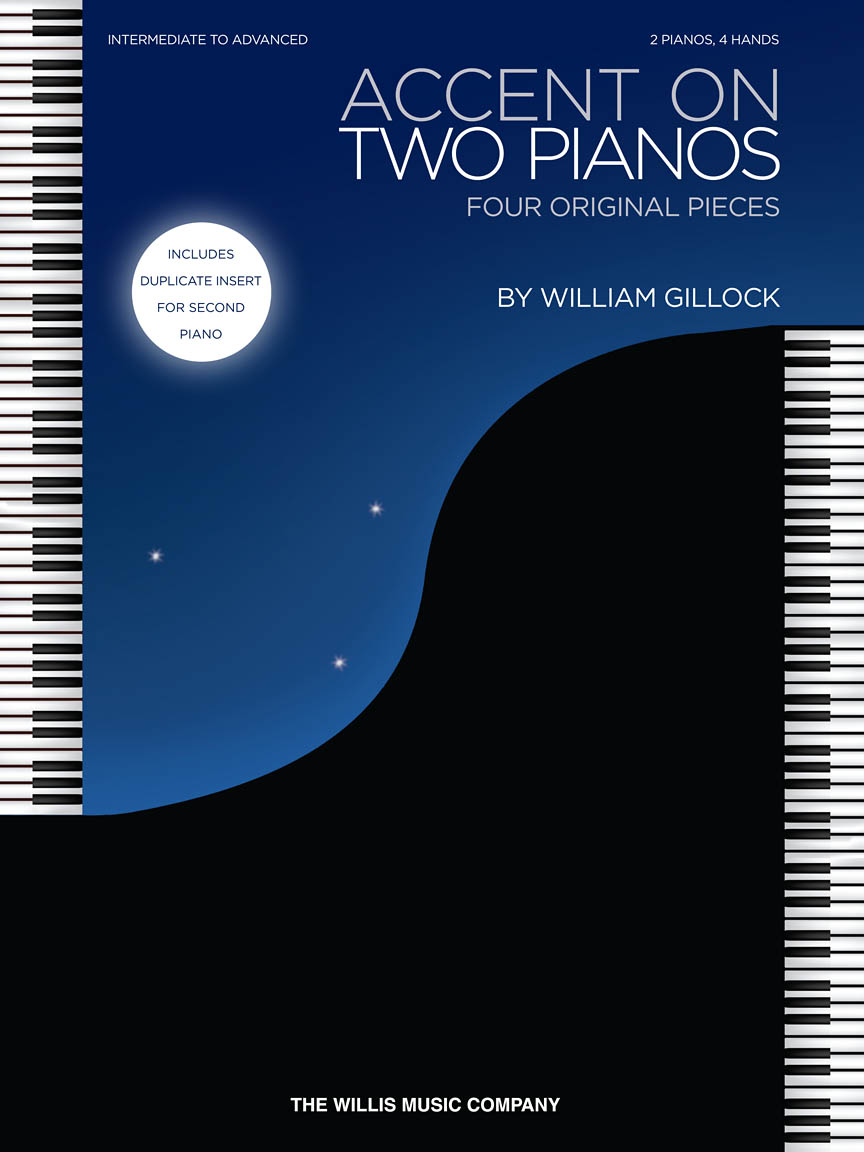 Product Cover for Accent on Two Pianos
