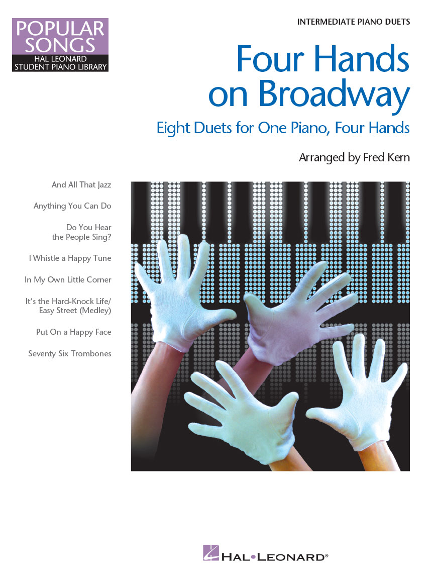 Product Cover for Four Hands on Broadway