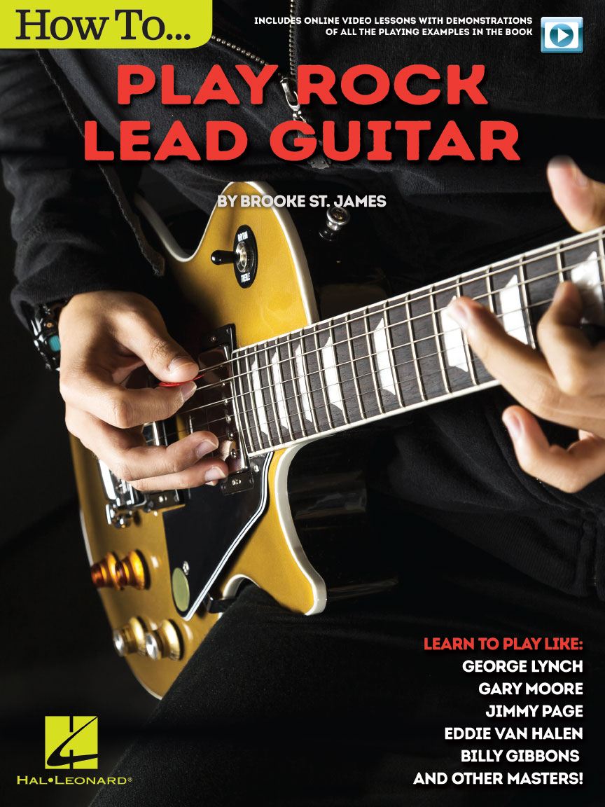 Product Cover for How to Play Rock Lead Guitar