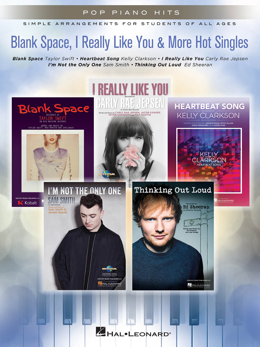 Product Cover for Blank Space, I Really Like You & More Hot Singles