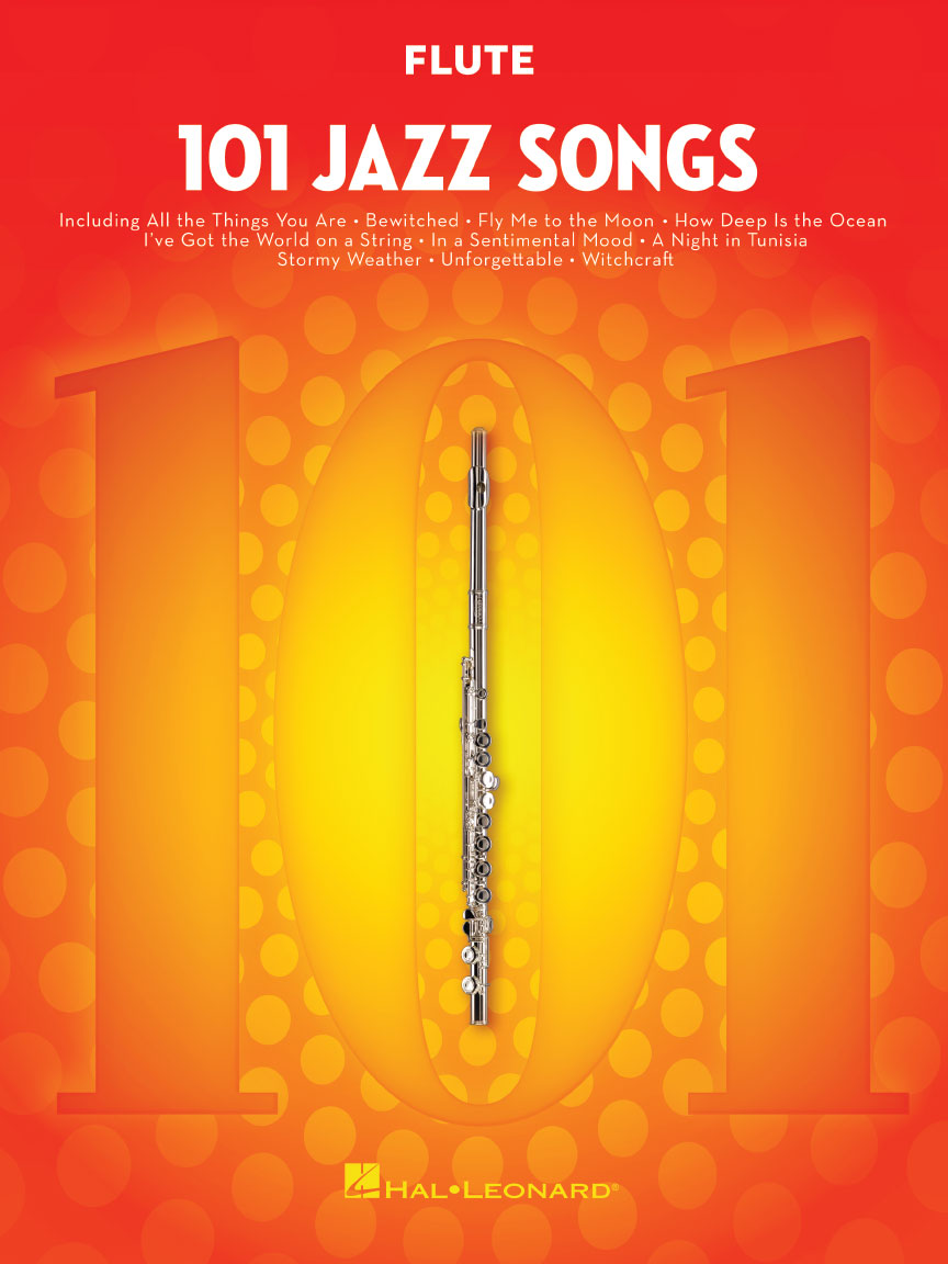 Product Cover for 101 Jazz Songs for Flute