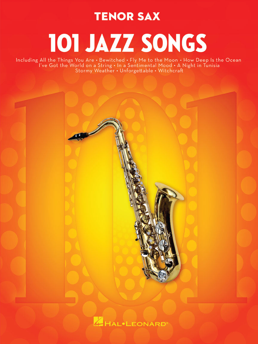 Product Cover for 101 Jazz Songs for Tenor Sax