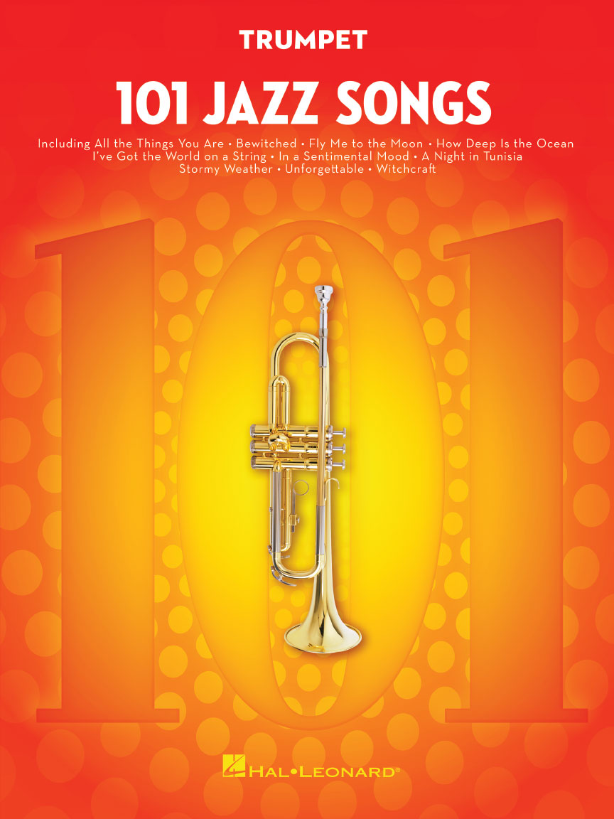 Product Cover for 101 Jazz Songs for Trumpet