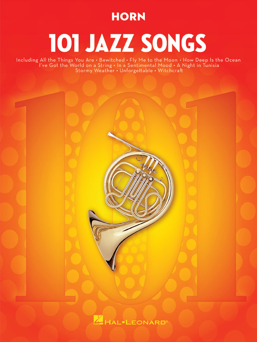 Product Cover for 101 Jazz Songs for Horn