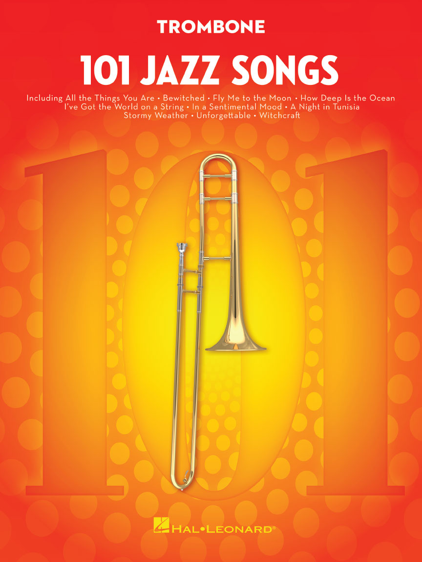 Product Cover for 101 Jazz Songs for Trombone