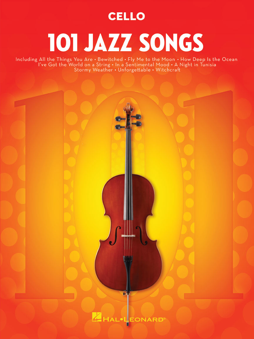 Product Cover for 101 Jazz Songs for Cello
