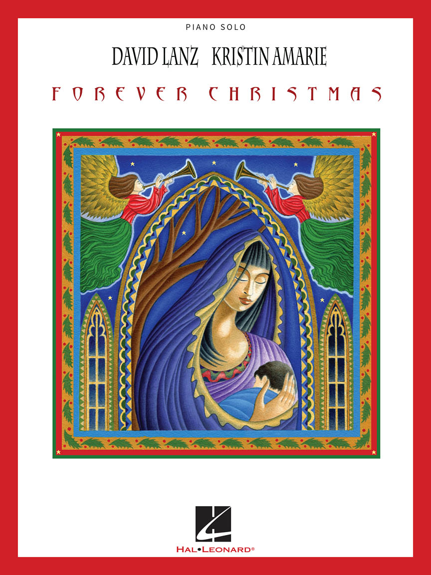 Product Cover for David Lanz & Kristin Amarie – Forever Christmas