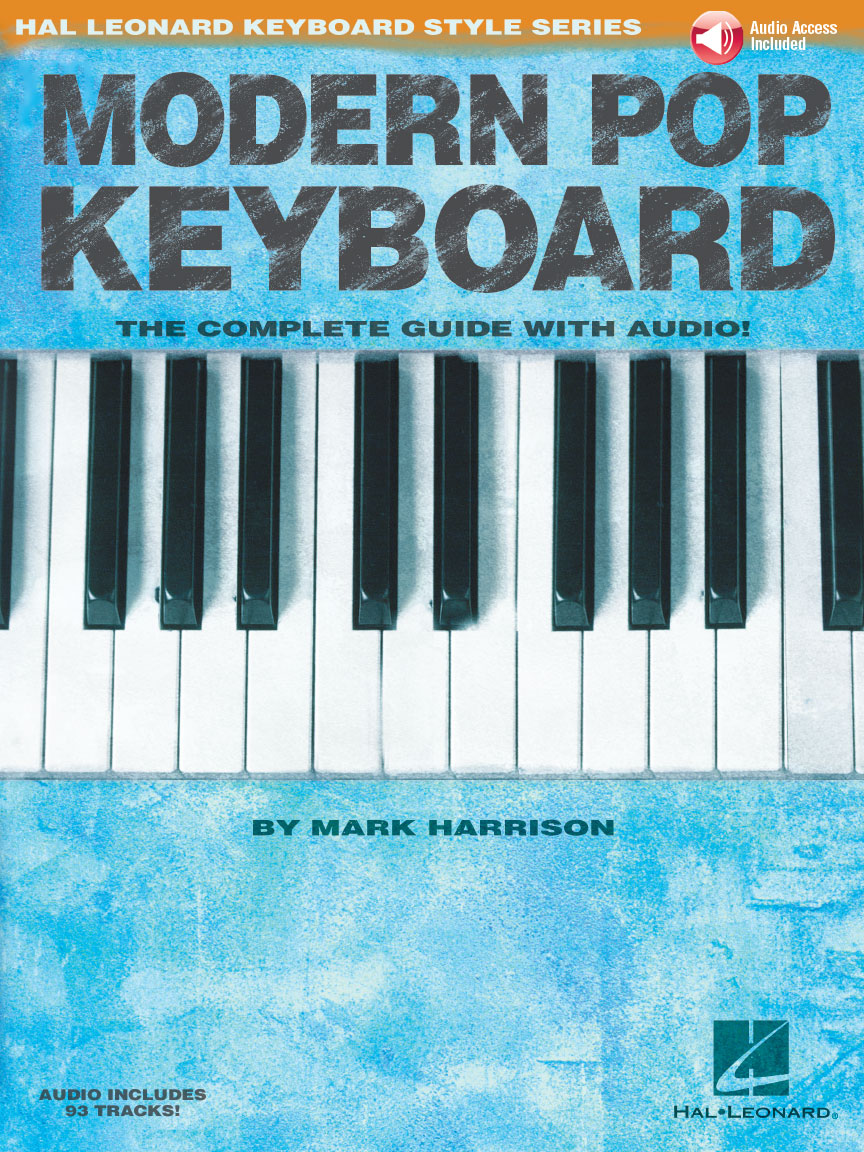 Product Cover for Modern Pop Keyboard – The Complete Guide with Audio
