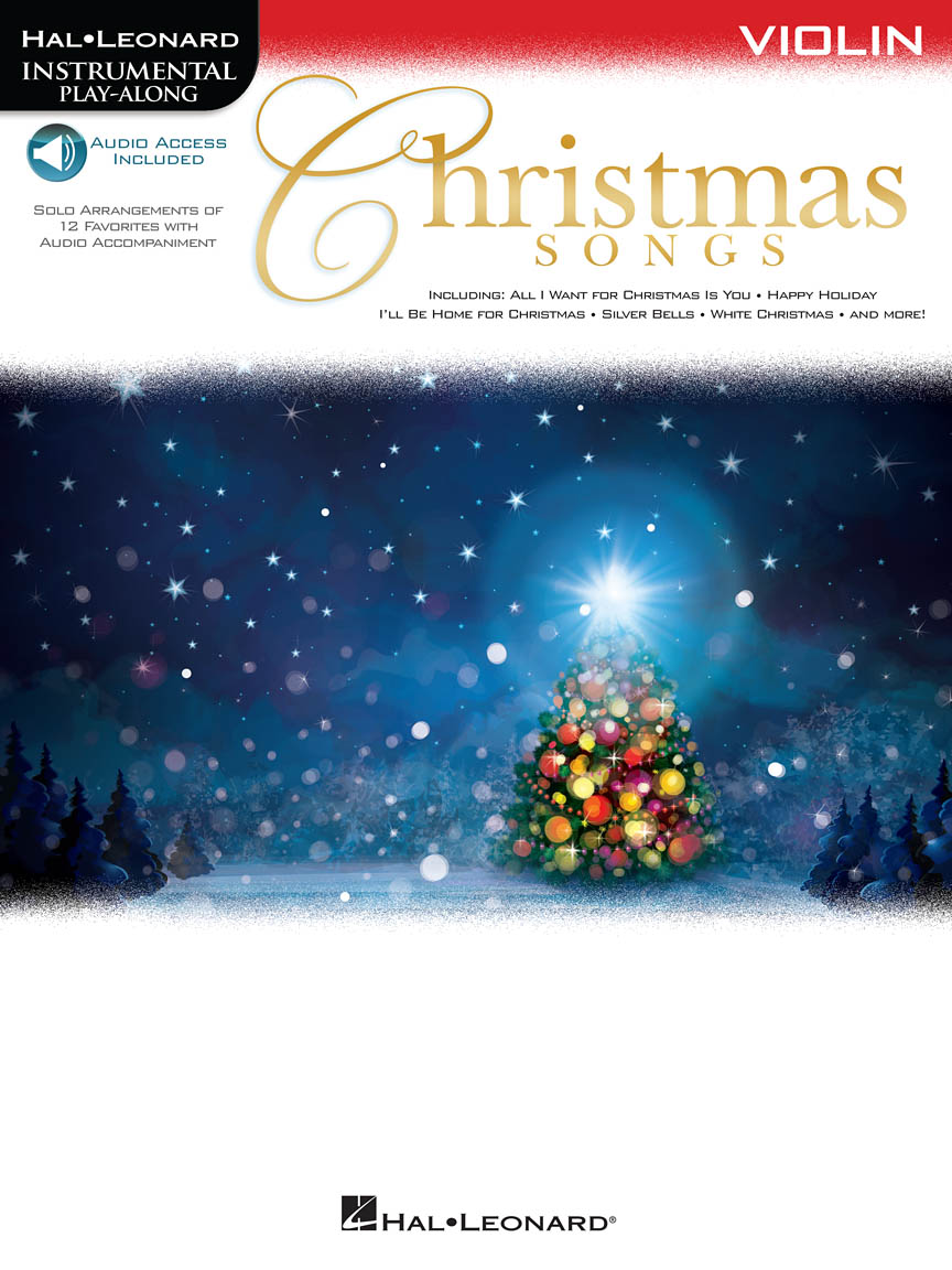 Product Cover for Christmas Songs for Violin