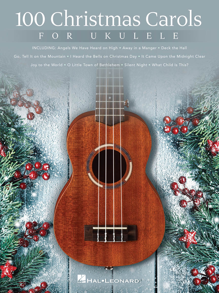 Product Cover for 100 Christmas Carols for Ukulele