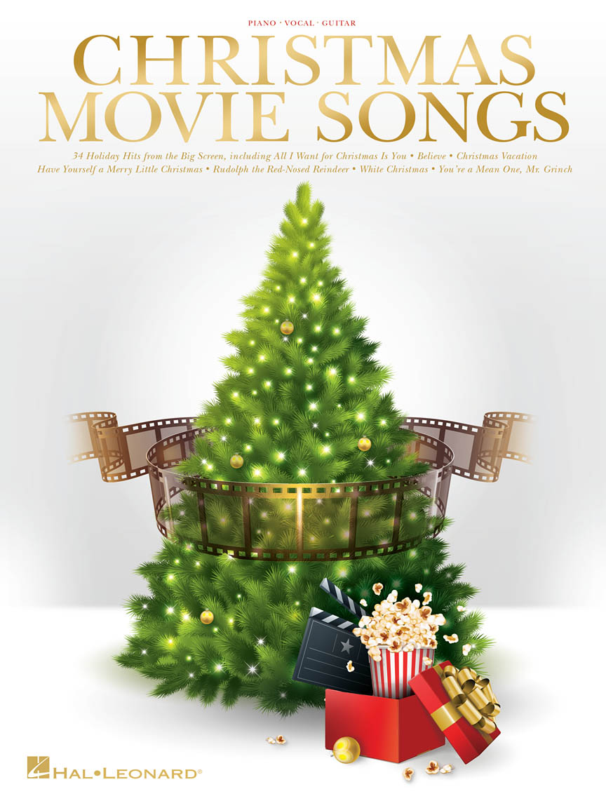 Product Cover for Christmas Movie Songs