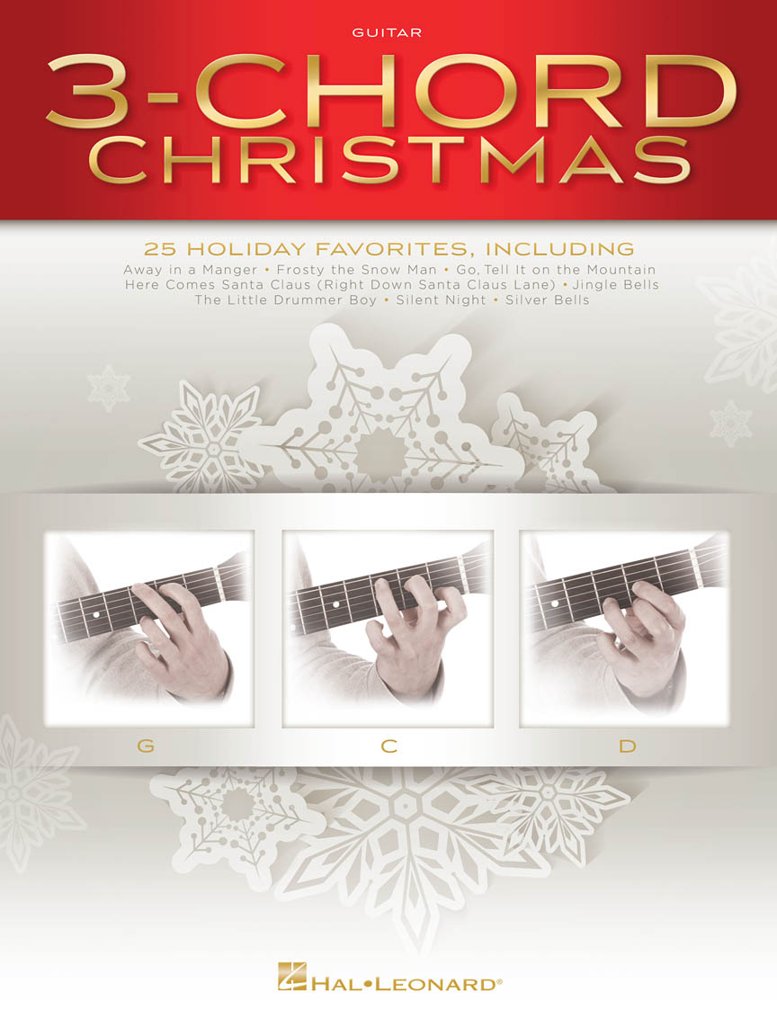 Product Cover for 3-Chord Christmas (G-C-D)