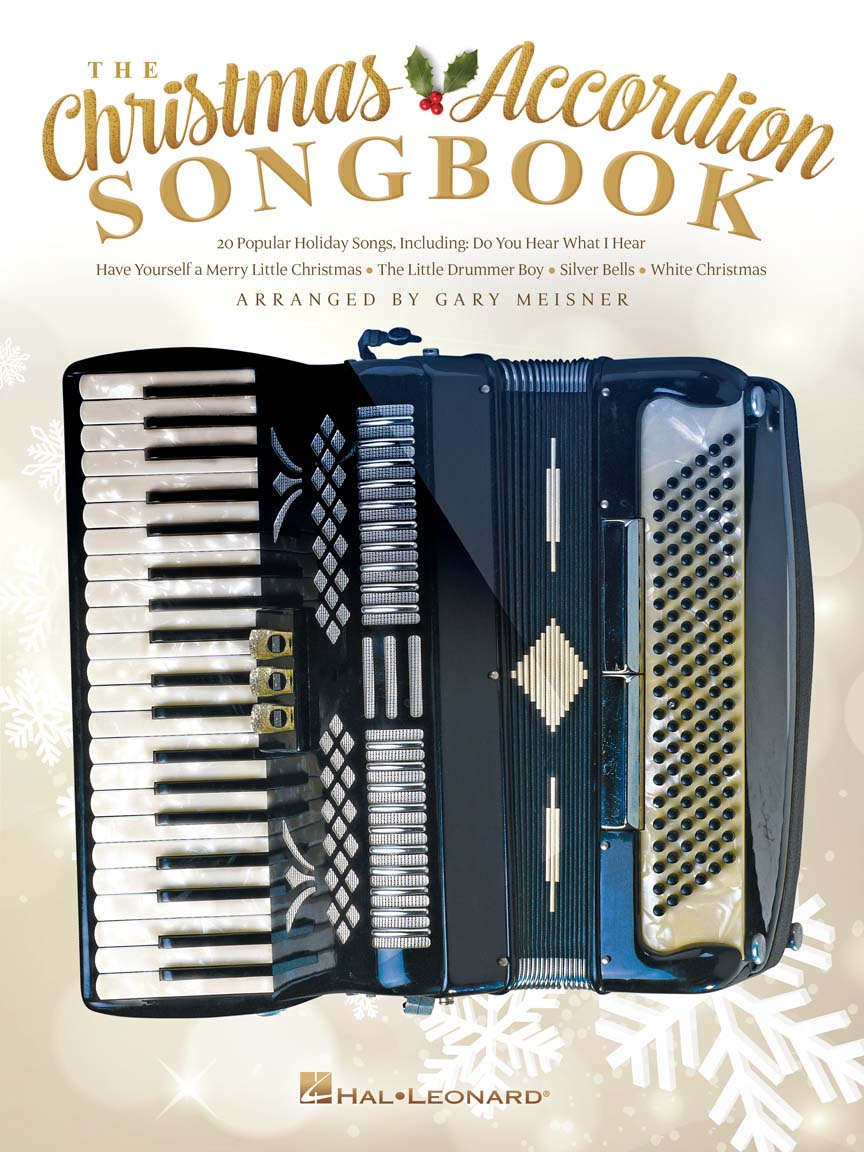 Product Cover for The Christmas Accordion Songbook