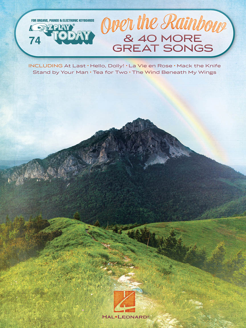 Product Cover for Over the Rainbow & 40 More Great Songs