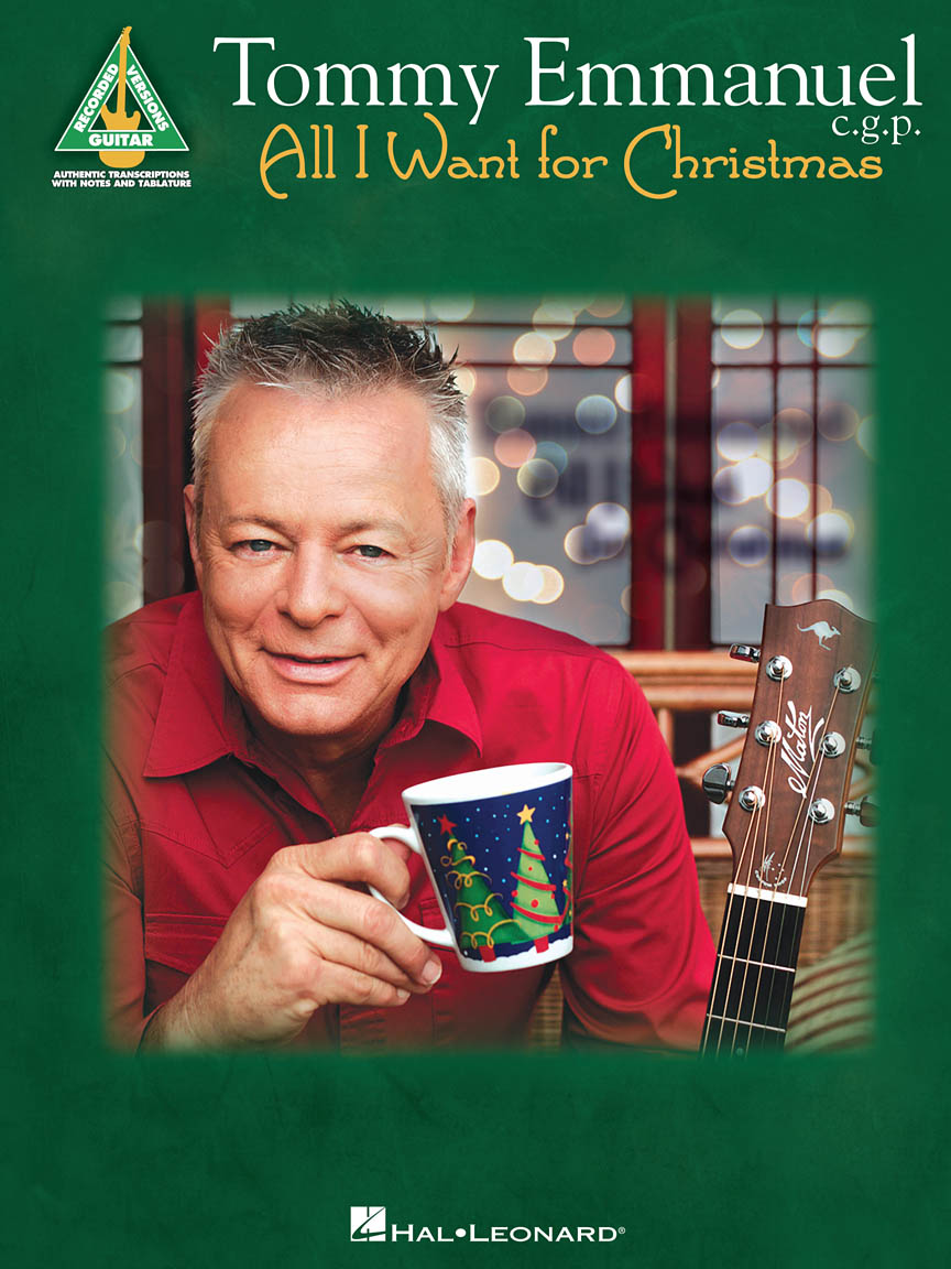 Product Cover for Tommy Emmanuel – All I Want for Christmas
