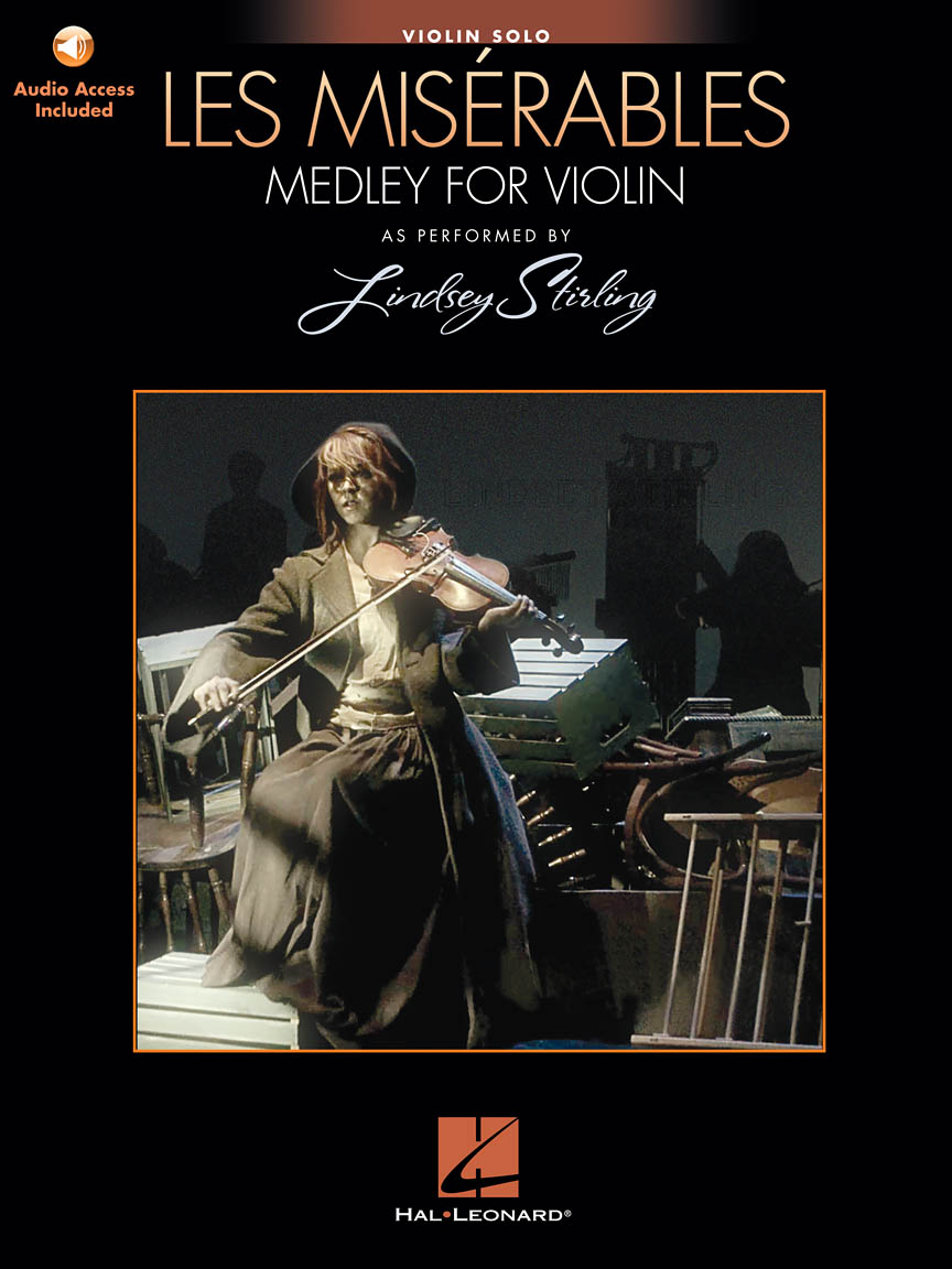 Product Cover for Les Misérables (Medley for Violin Solo)