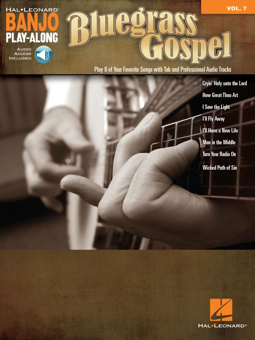 Product Cover for Bluegrass Gospel