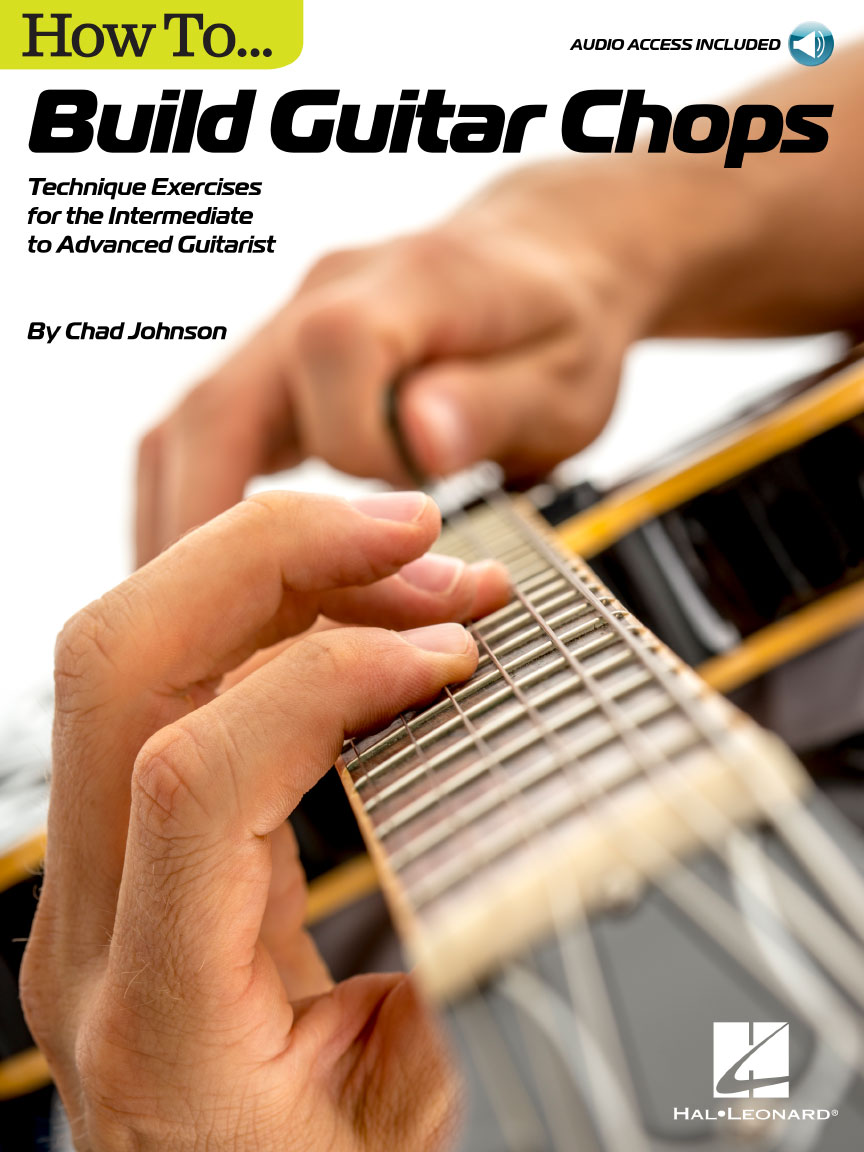 Product Cover for How to Build Guitar Chops