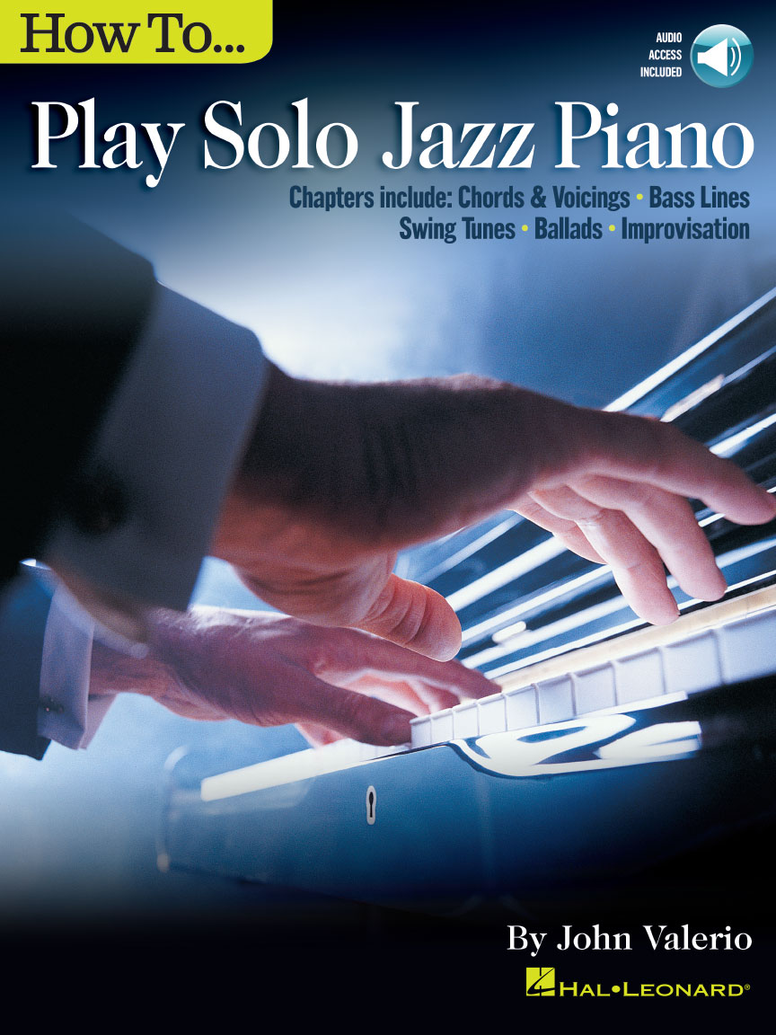 Product Cover for How to Play Solo Jazz Piano