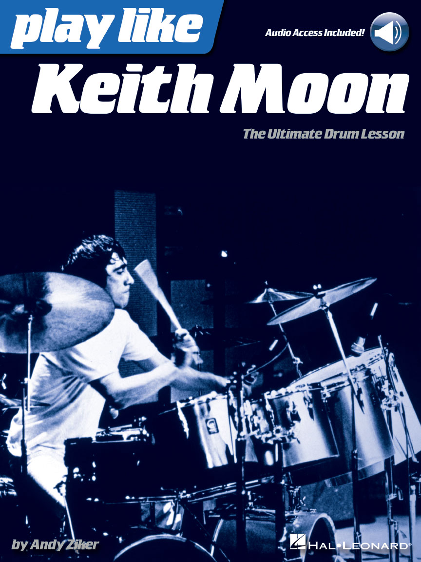 Product Cover for Play like Keith Moon