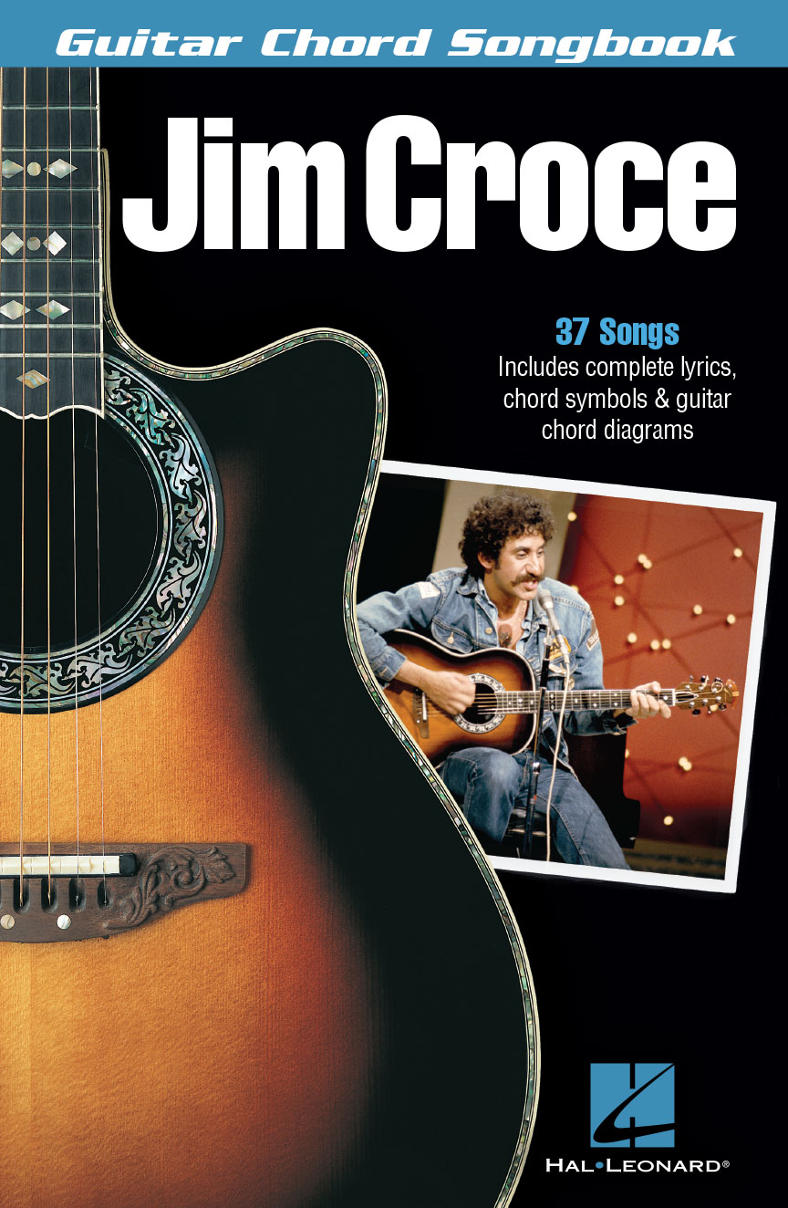 Product Cover for Jim Croce – Guitar Chord Songbook