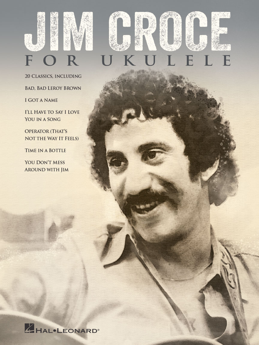 Product Cover for Jim Croce for Ukulele