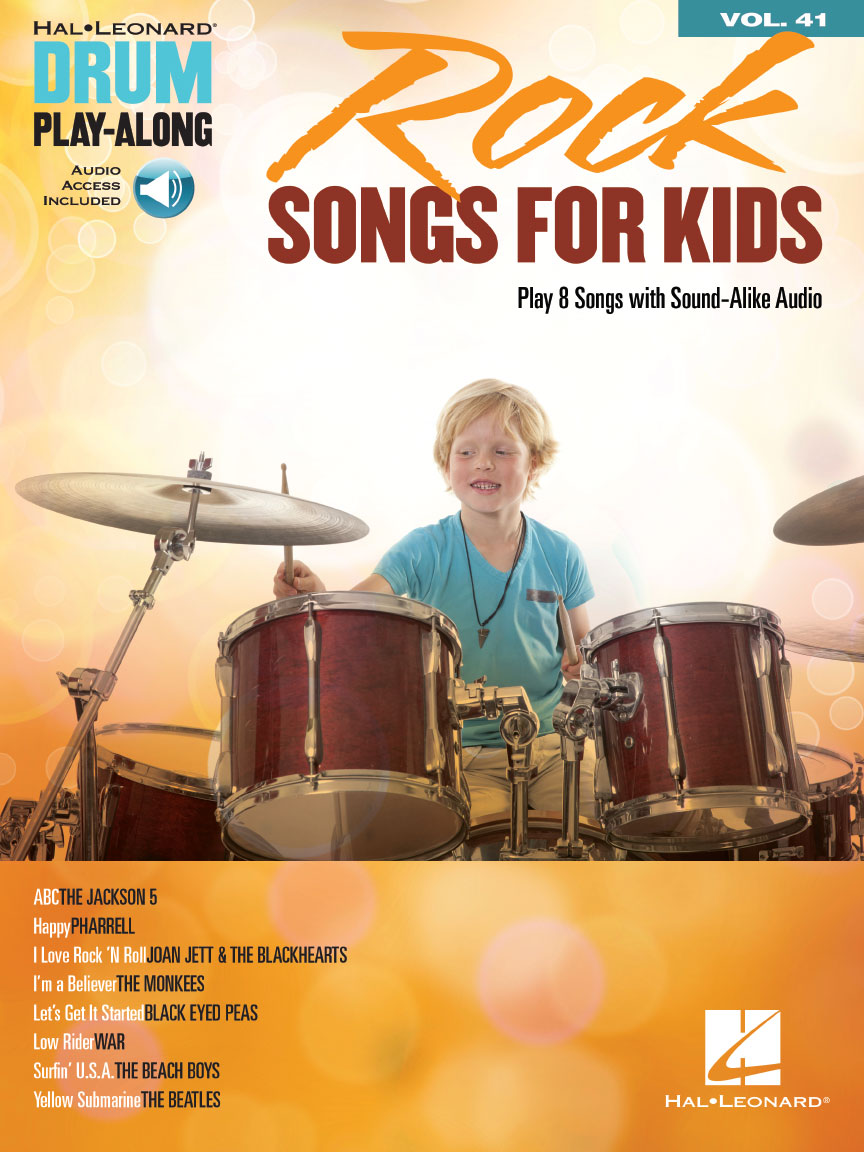 Product Cover for Rock Songs for Kids