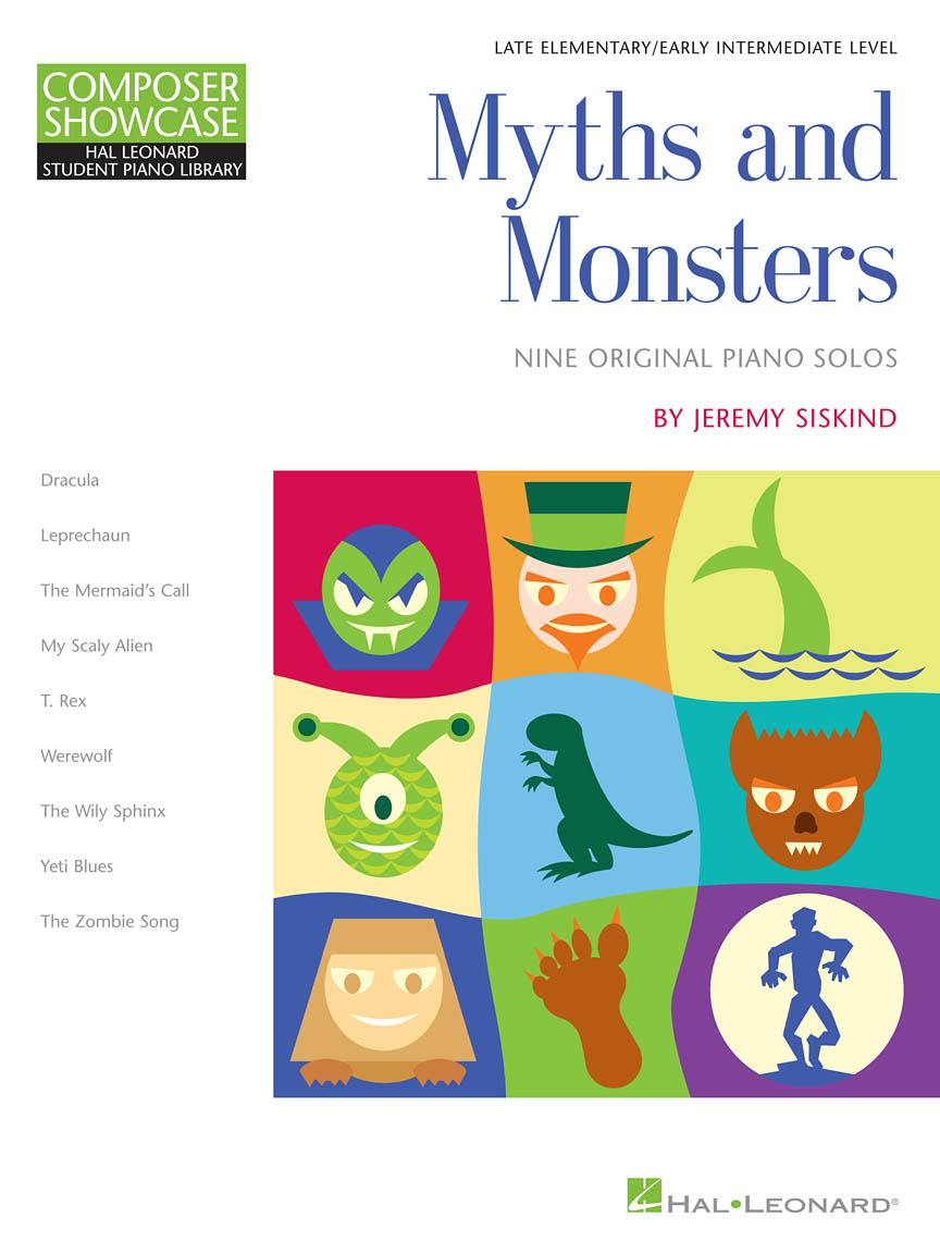 Product Cover for Myths and Monsters