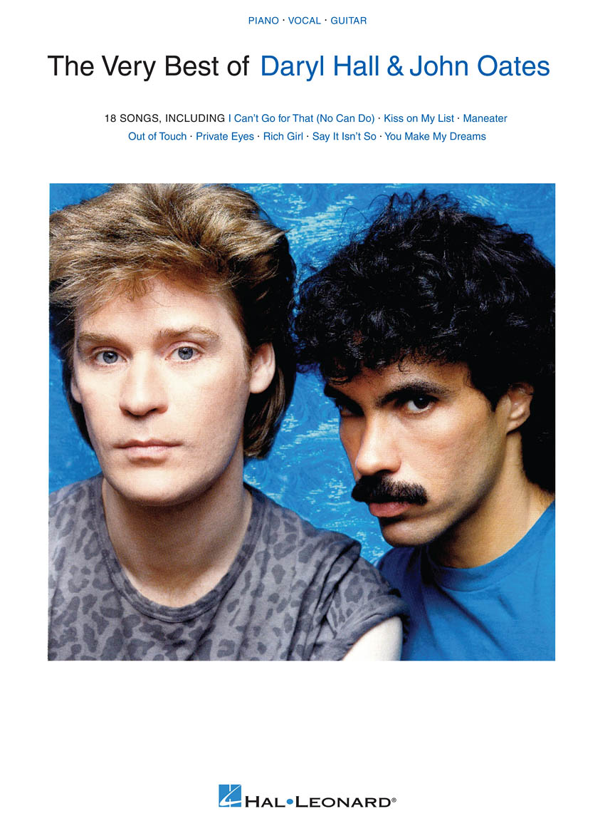 Product Cover for The Very Best of Daryl Hall & John Oates