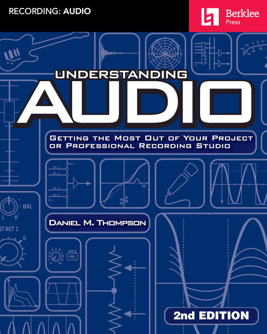 Product Cover for Understanding Audio – 2nd Edition