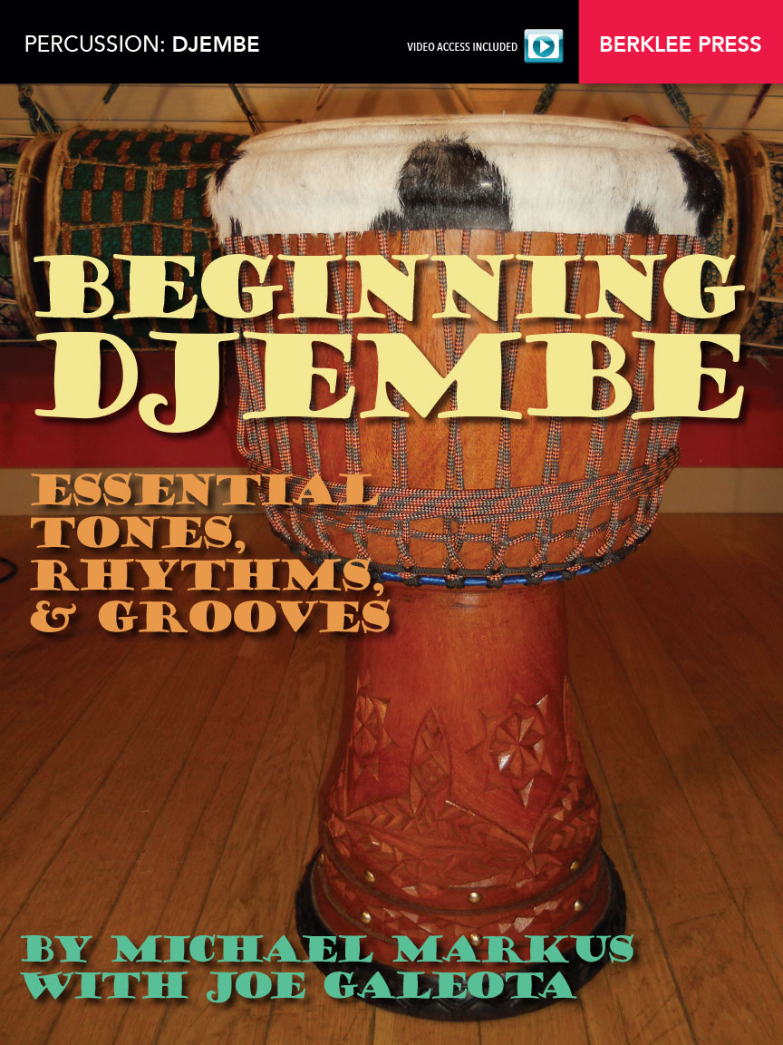 Product Cover for Beginning Djembe