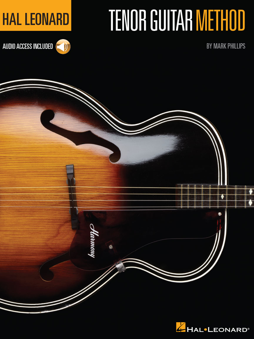 Product Cover for Hal Leonard Tenor Guitar Method