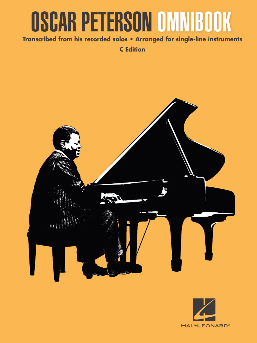 Product Cover for Oscar Peterson – Omnibook