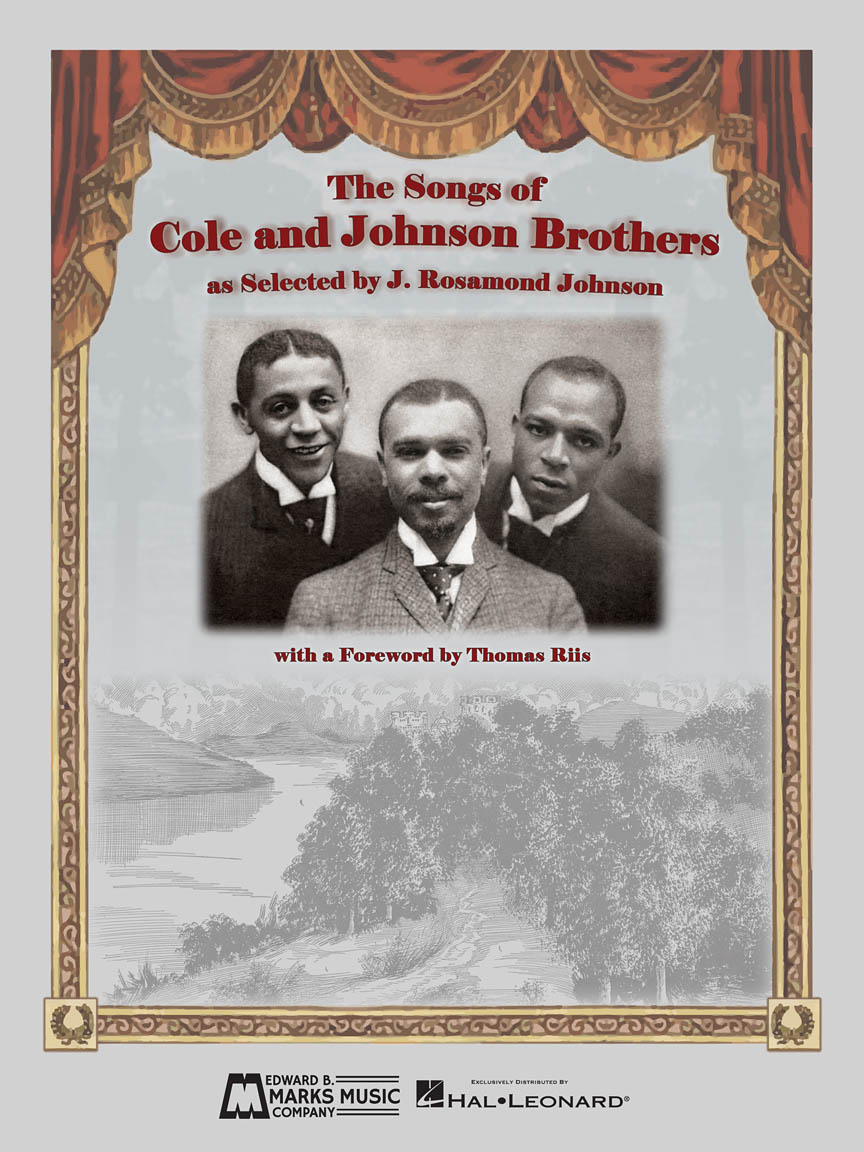 Product Cover for The Songs of Cole and Johnson Brothers