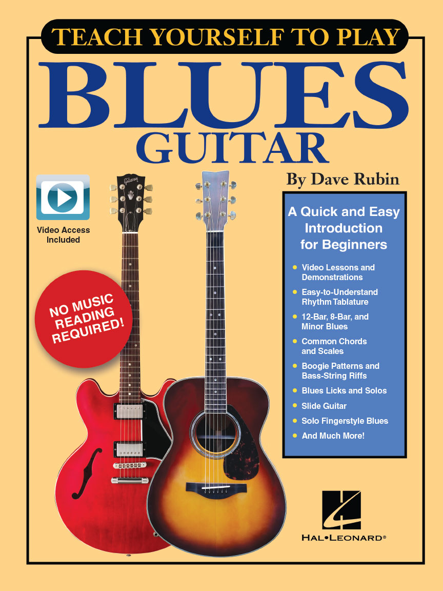 Product Cover for Teach Yourself to Play Blues Guitar