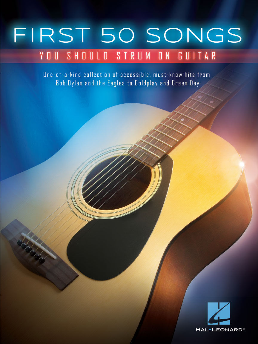 Product Cover for First 50 Songs You Should Strum on Guitar