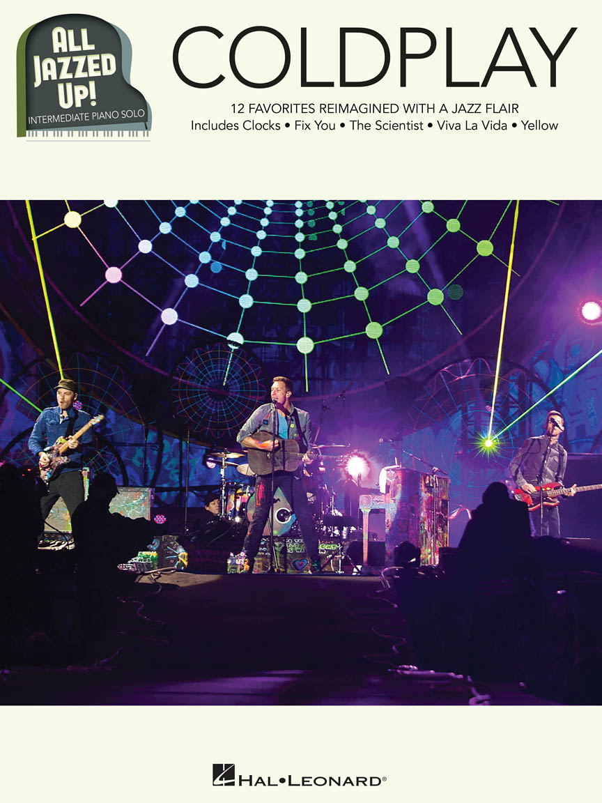 Product Cover for Coldplay – All Jazzed Up!