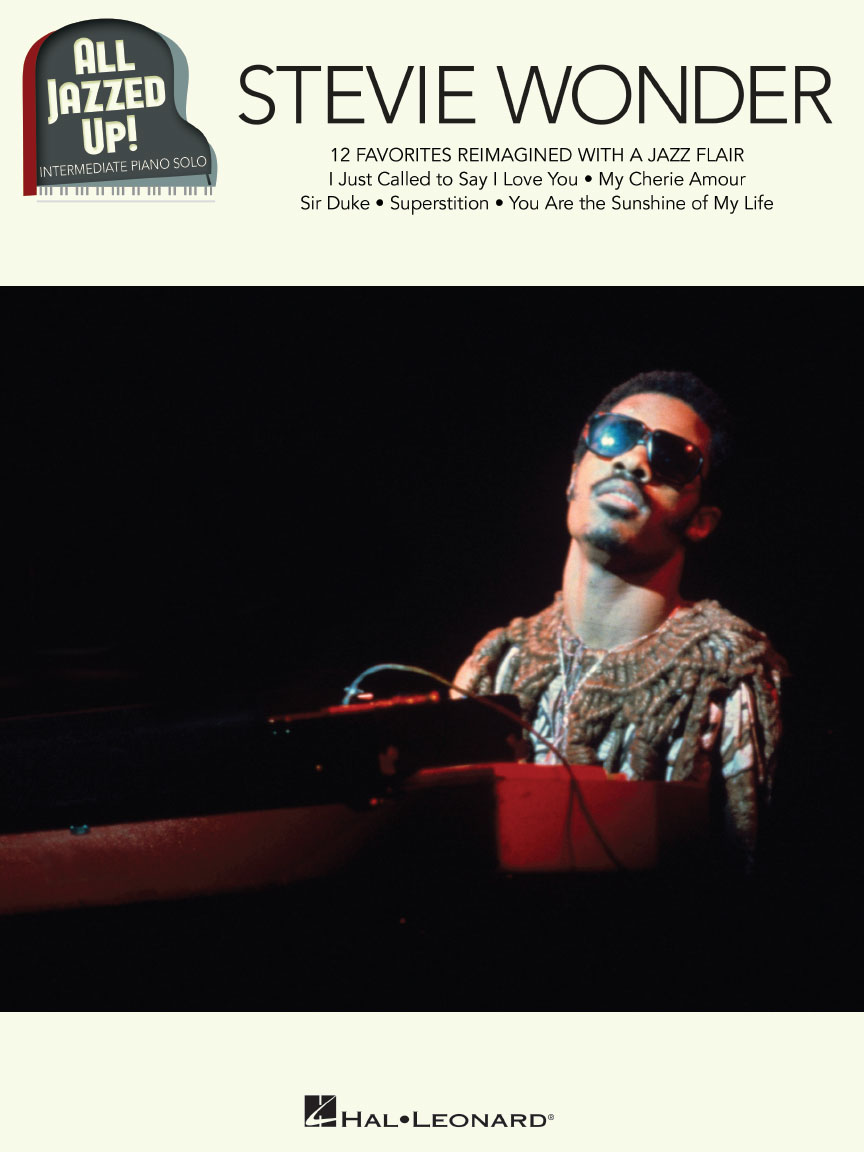 Product Cover for Stevie Wonder – All Jazzed Up!