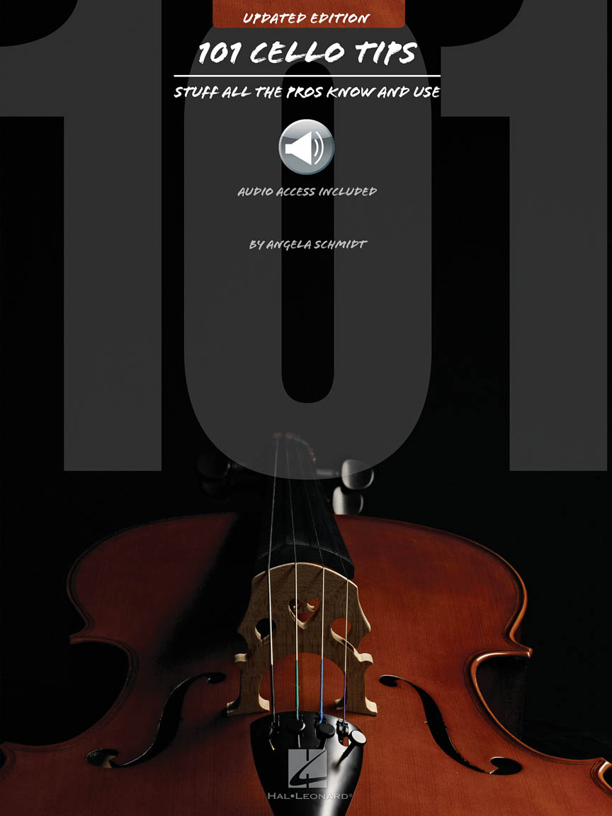 Product Cover for 101 Cello Tips – Updated Edition
