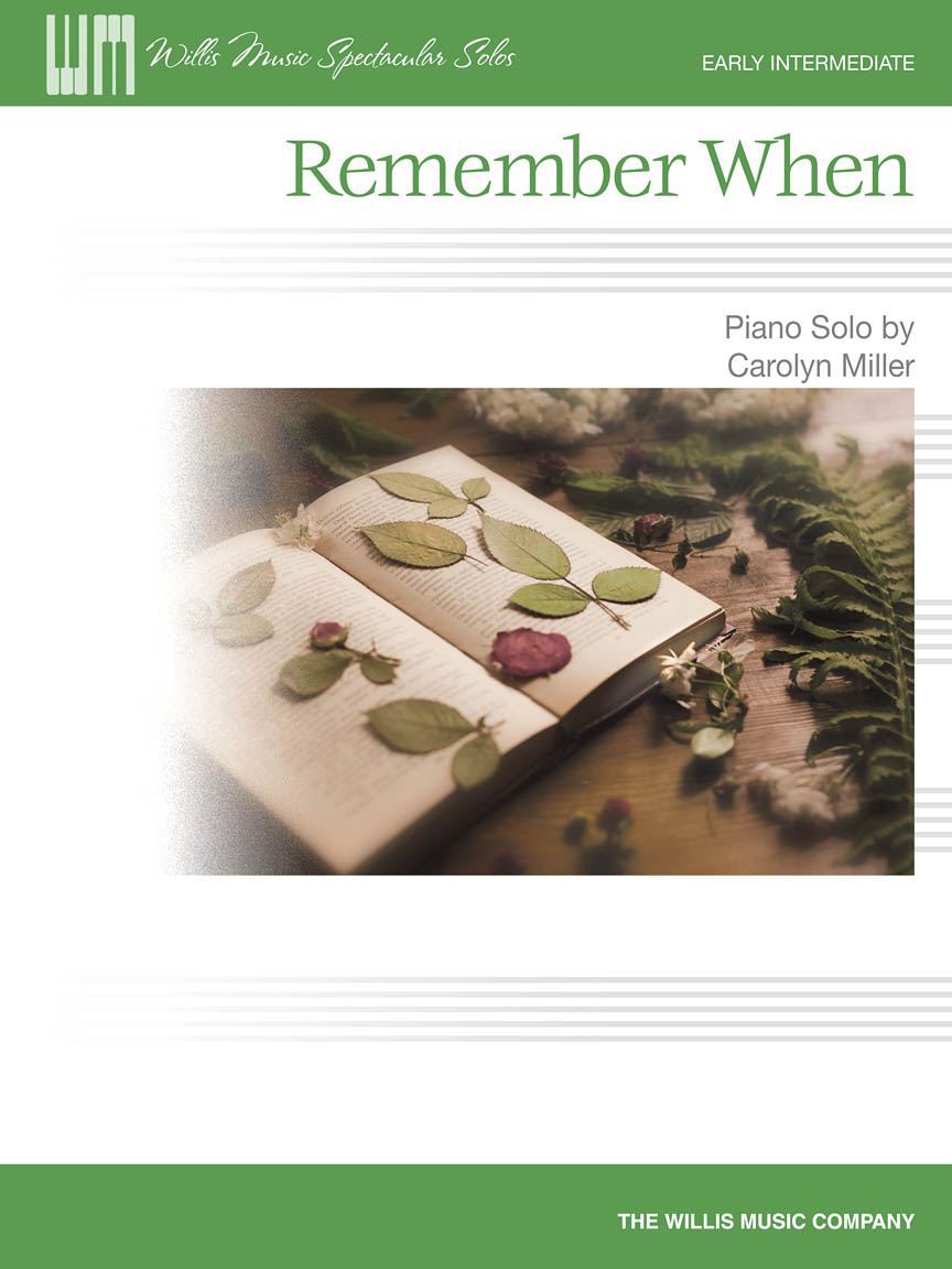 Product Cover for Remember When