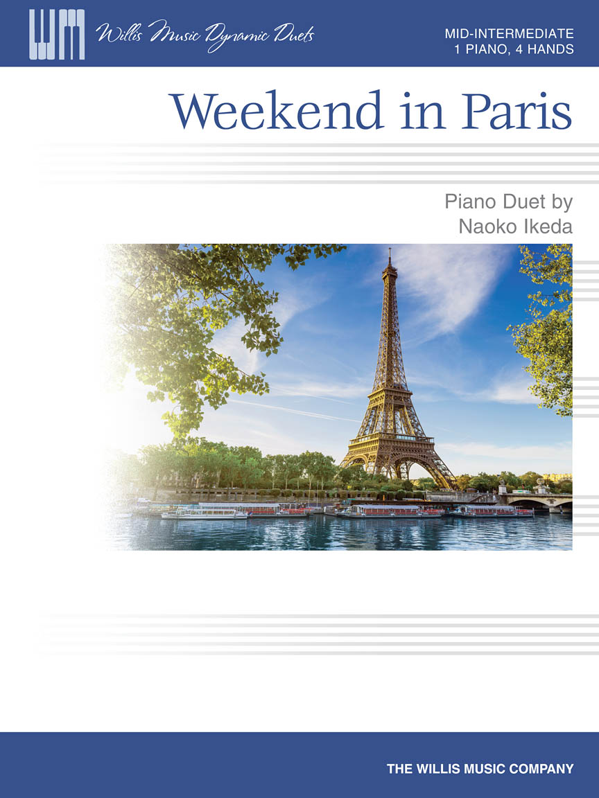 Product Cover for Weekend in Paris